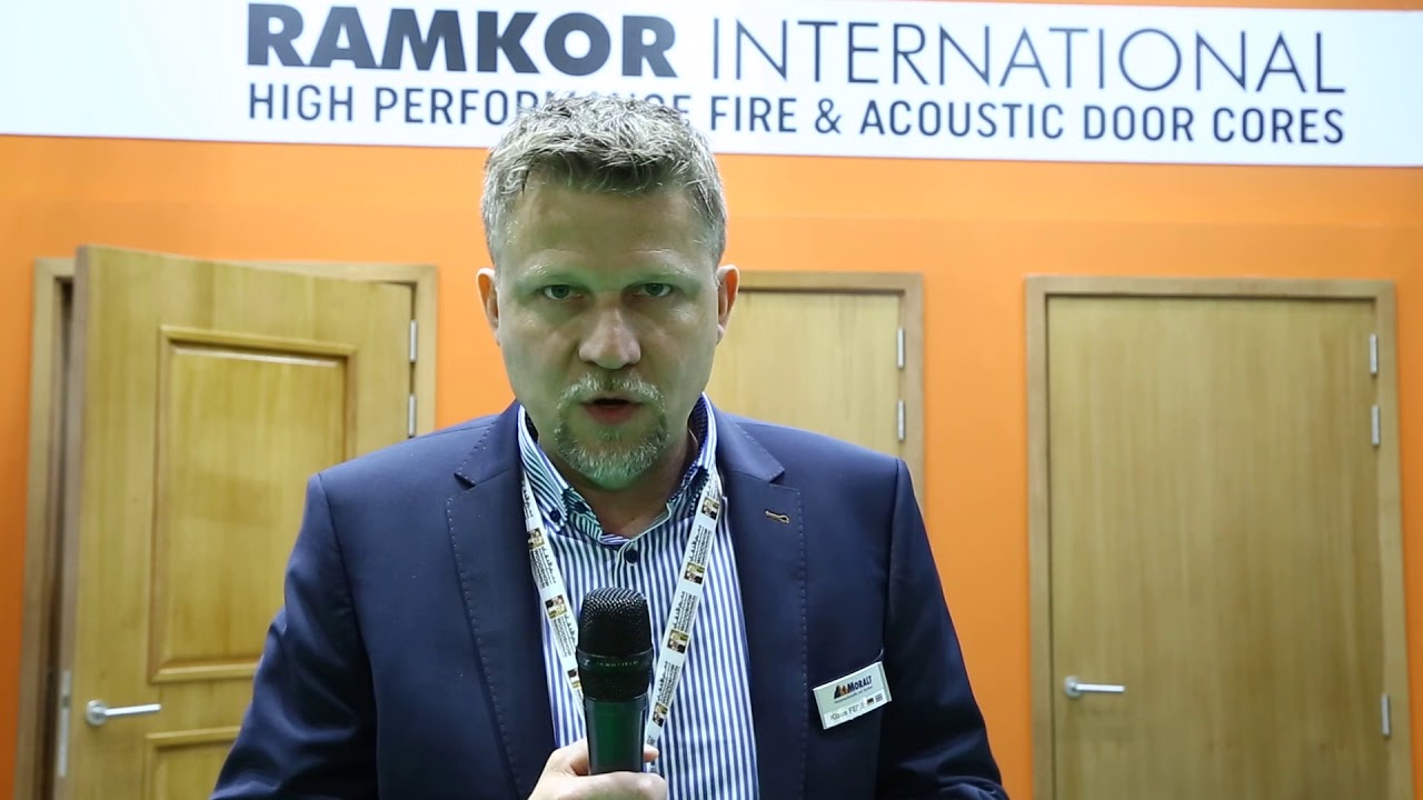 Ramkor Intl Interview Woodshow 2018