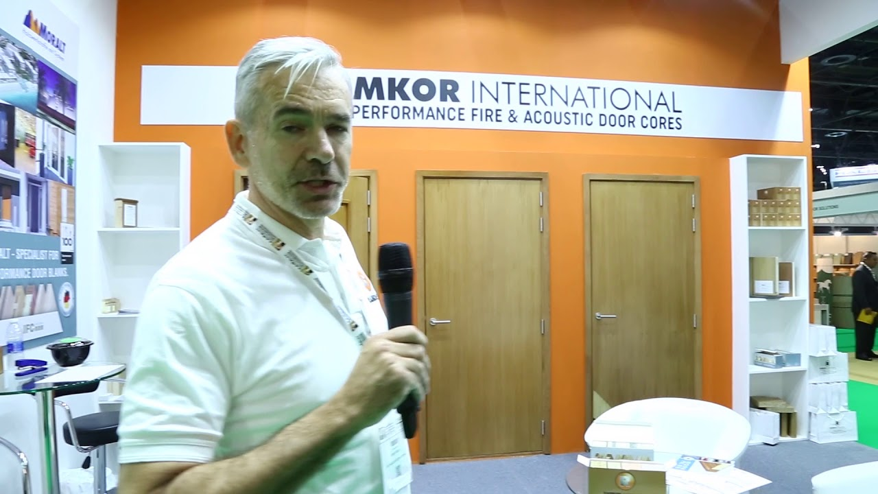 Ramkor Intl Interview Woodshow